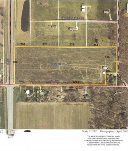 Michiana Parkway Property Photo - Porter Twp, MI real estate listing