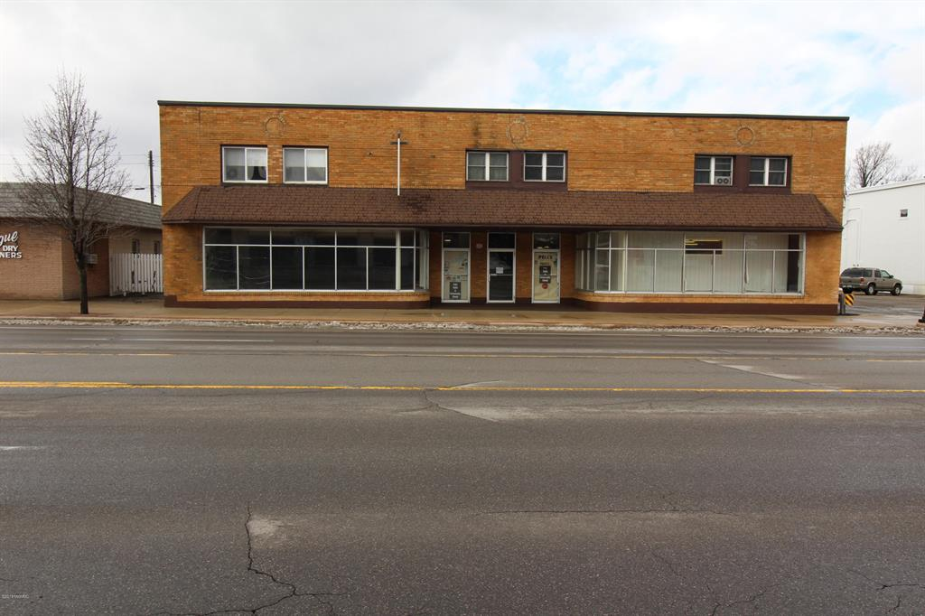 415 N Mitchell Street #Front Property Photo - Cadillac, MI real estate listing