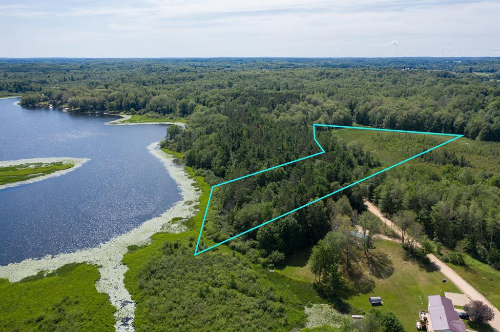 Parcel A S Hillview Lake Drive Property Photo - Colfax Twp, MI real estate listing