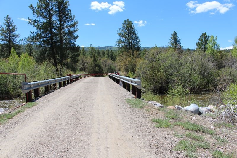 TBD Brazos Riverfront Ranch Property Photo - Chama, NM real estate listing