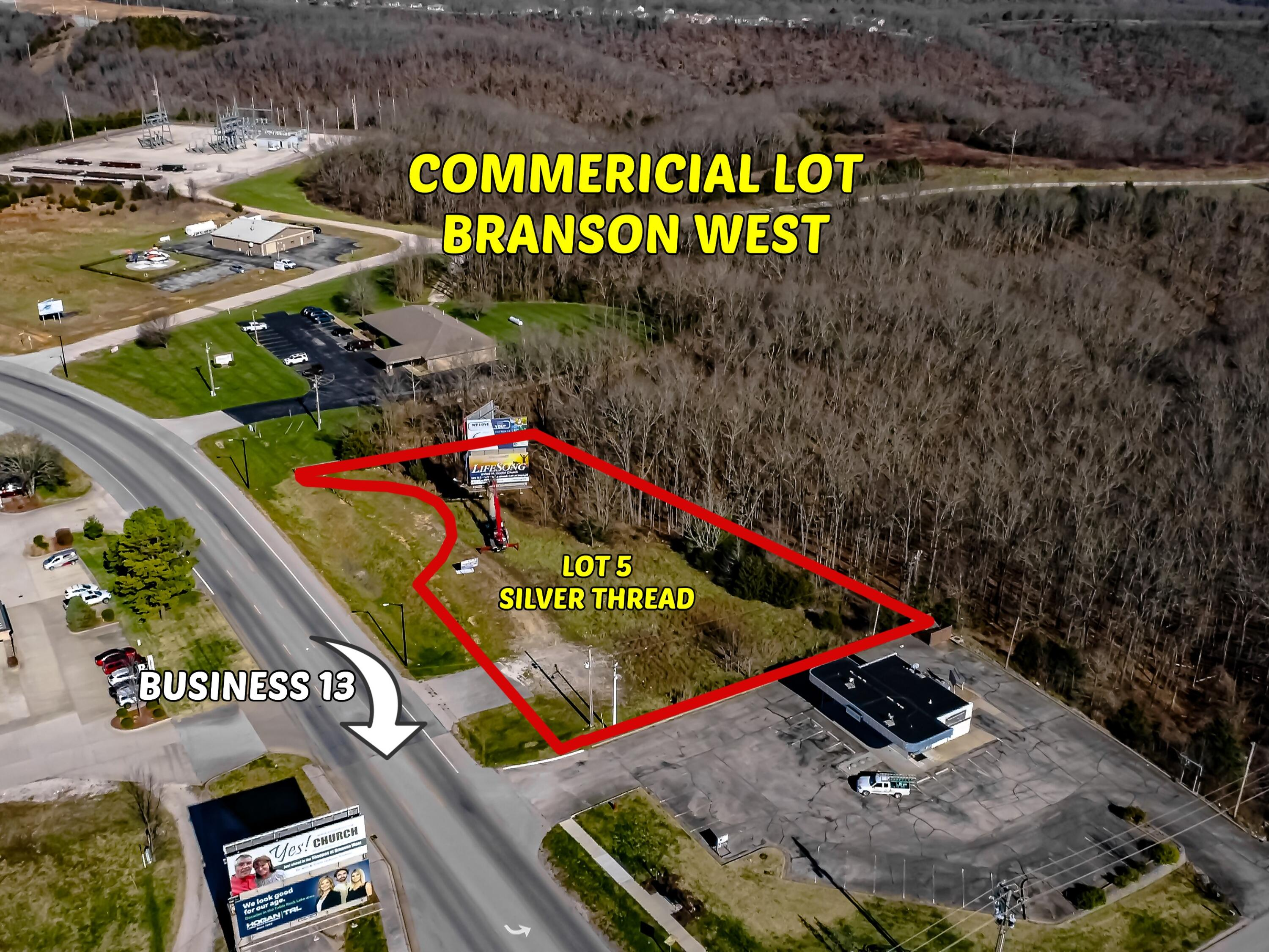 18540 Business 13 Property Photo - Branson West, MO real estate listing