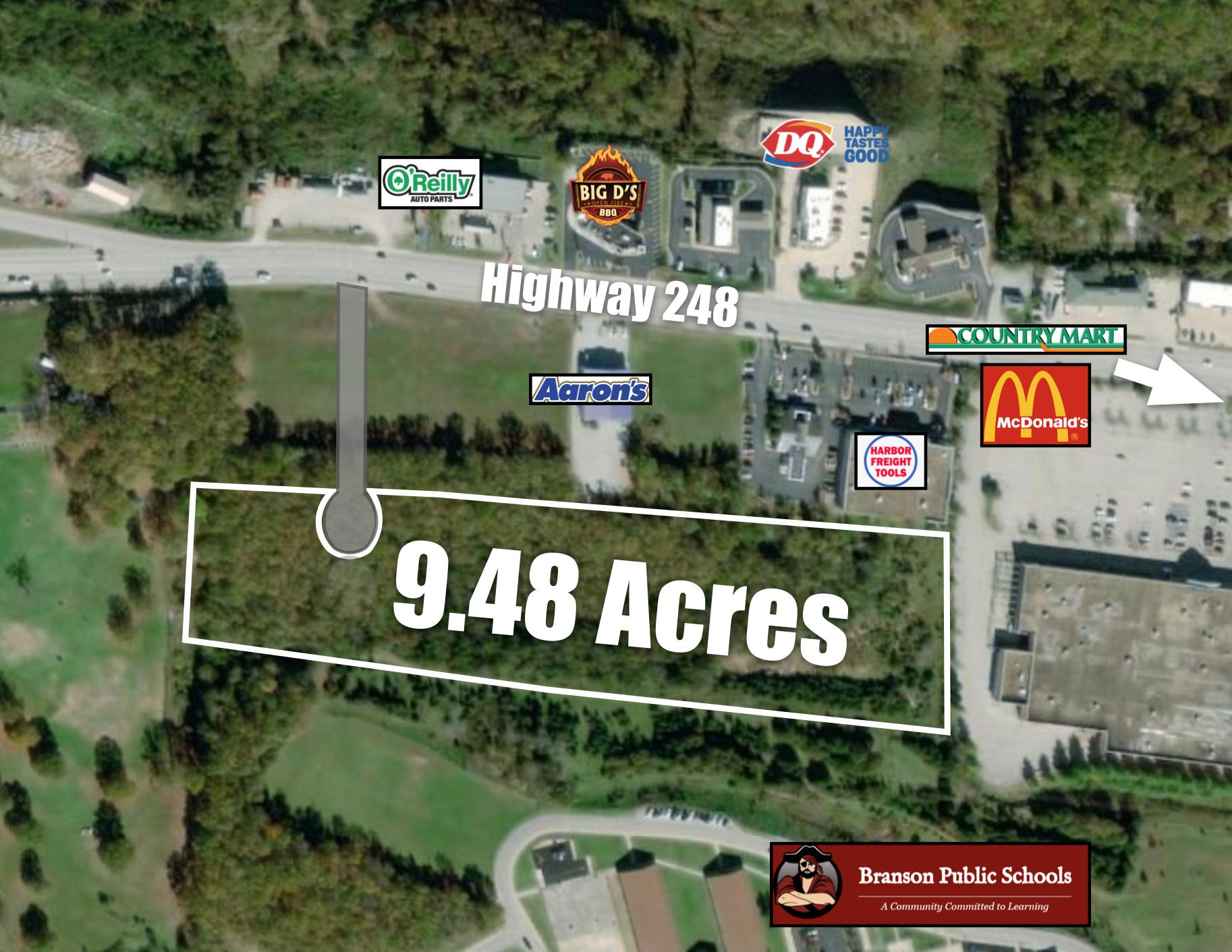Lot 5 State Hwy 248, Branson, MO 65616 - Branson, MO real estate listing