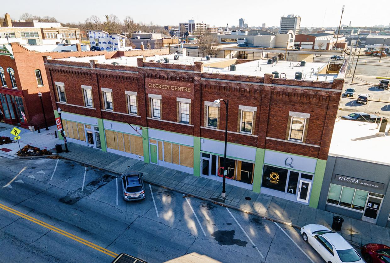 300 W Commercial West Street Property Photo - Springfield, MO real estate listing