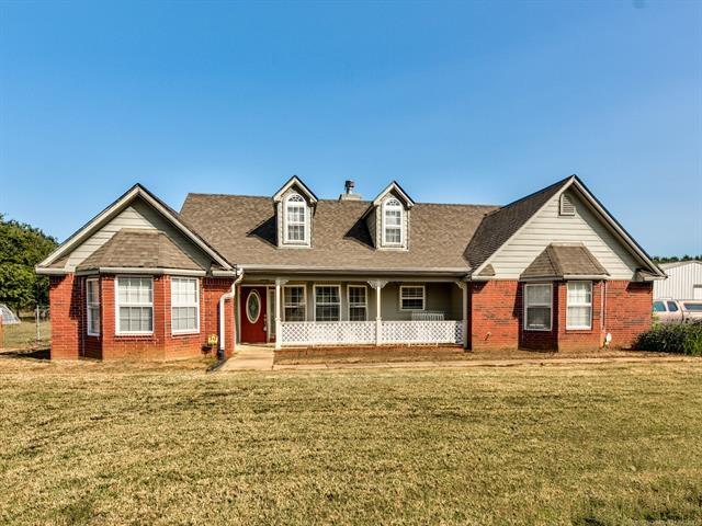 17101 E 640 Road Property Photo - Inola, OK real estate listing
