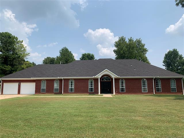 21936 S Keeler Drive Property Photo - Tahlequah, OK real estate listing