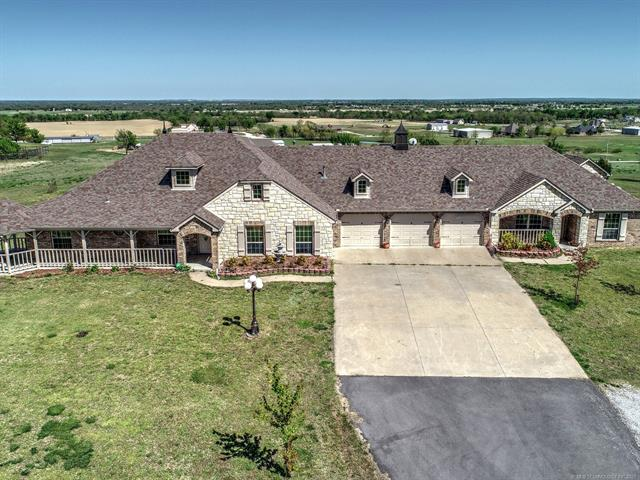 40578 N 3985 Road Property Photo - Collinsville, OK real estate listing