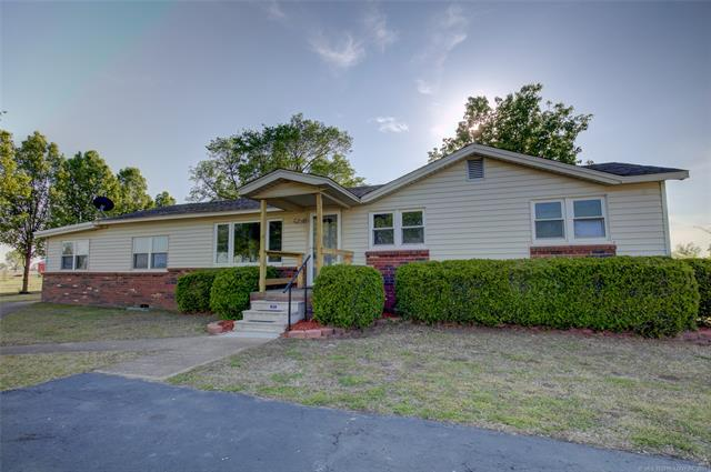 1523 S Chickasaw Avenue Property Photo - Haskell, OK real estate listing