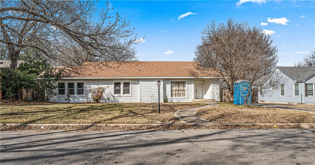 2617 Pine Avenue Property Photo - Waco, TX real estate listing